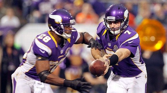 693cd1023 Minnesota Vikings  Adrian Peterson defies odds in pursuit of Eric  Dickerson s record