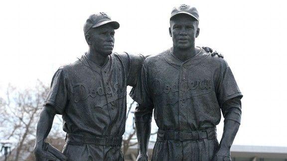 2cb3cf689 Did Pee Wee Reese really embrace Jackie Robinson in 1947  - Fandom - ESPN  Playbook- ESPN
