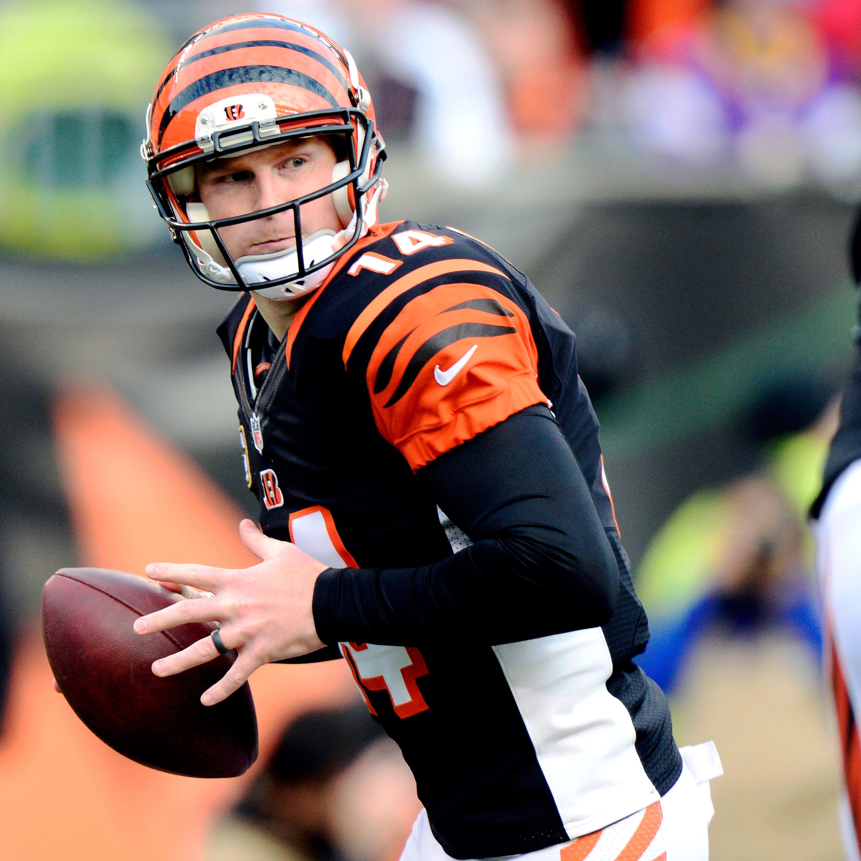 Andy Dalton's Career-day Boosts Bengals