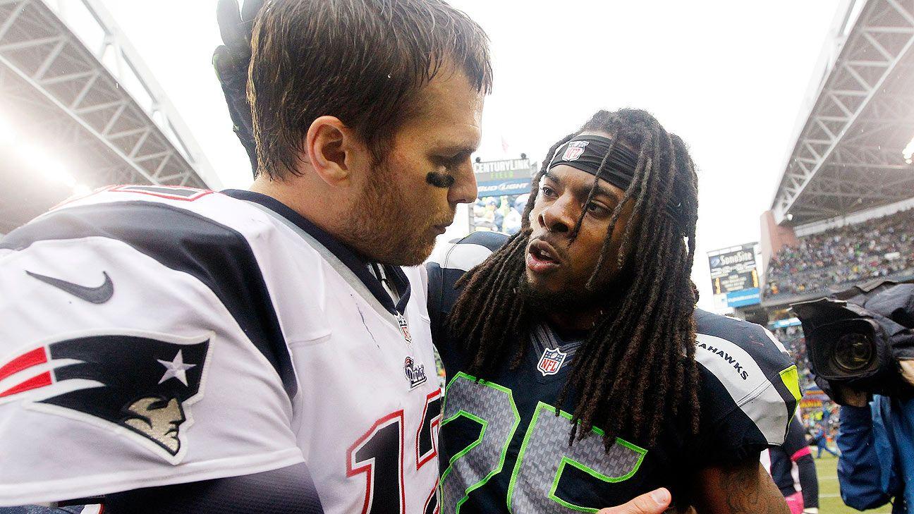 Sherman: Brady started trash talk