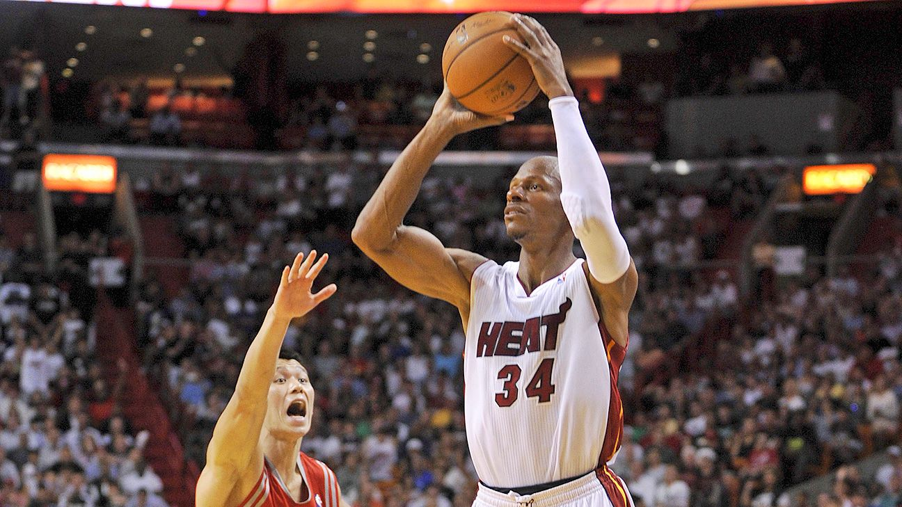 Sources: Ray Allen prefers to play