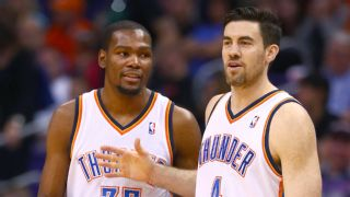 new arrivals ab1aa 00c01 Kevin Durant plans to return to OKC for Nick Collison's ...