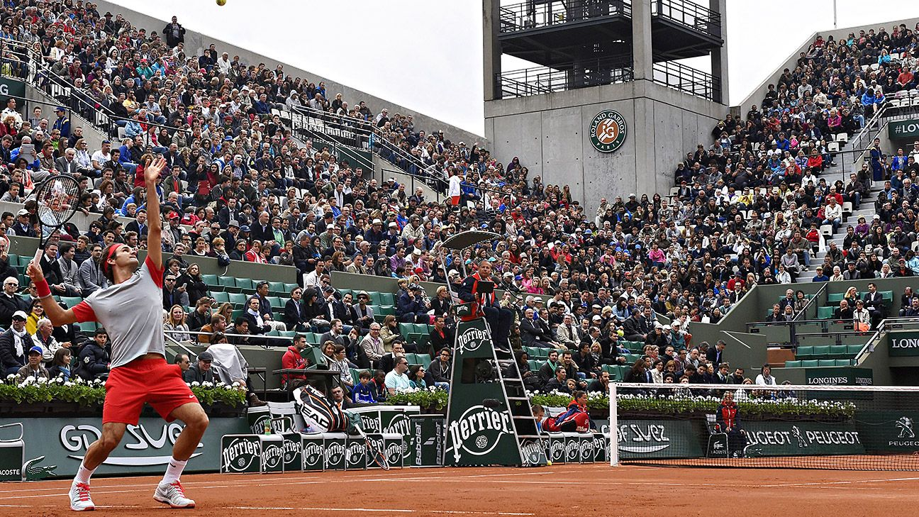French Open 2019: Tournament schedule, how to watch, news, scores, results