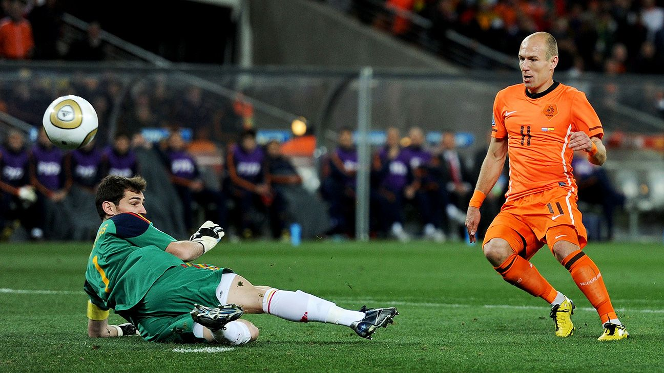 Image result for casillas save vs netherlands