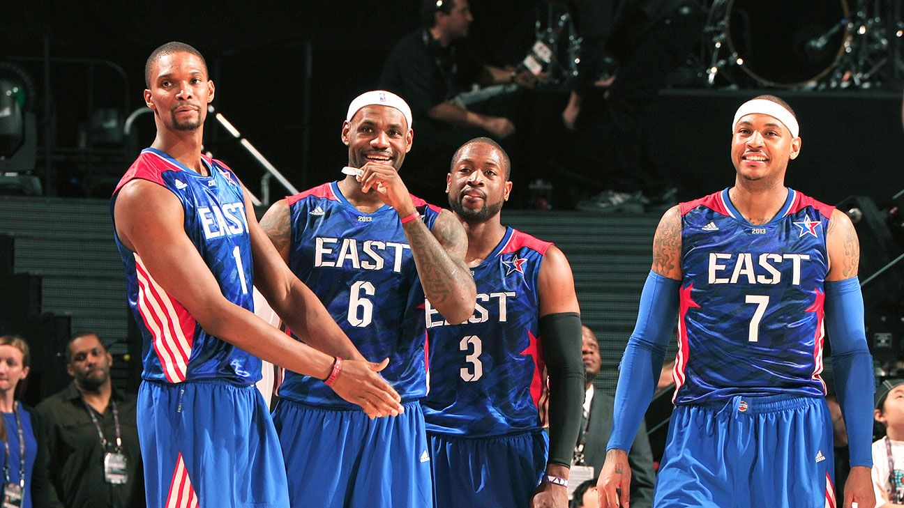 Heat look to target Carmelo Anthony