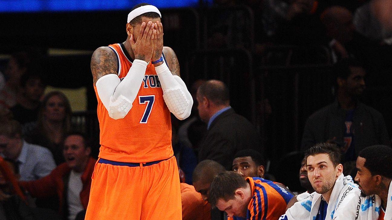 Knicks to wear orange again in 2014-15 - Knicks Blog- ESPN 3567e6458