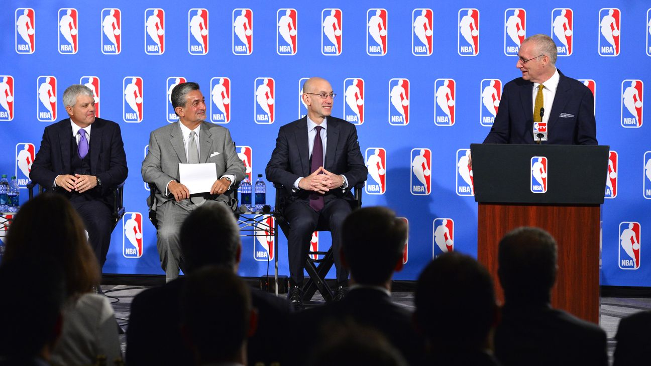 Sources: Nets tab ex-Turner exec Levy as CEO