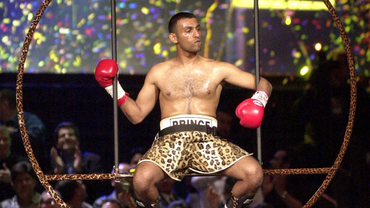 Prince Naseem Hamed deserves HOF election