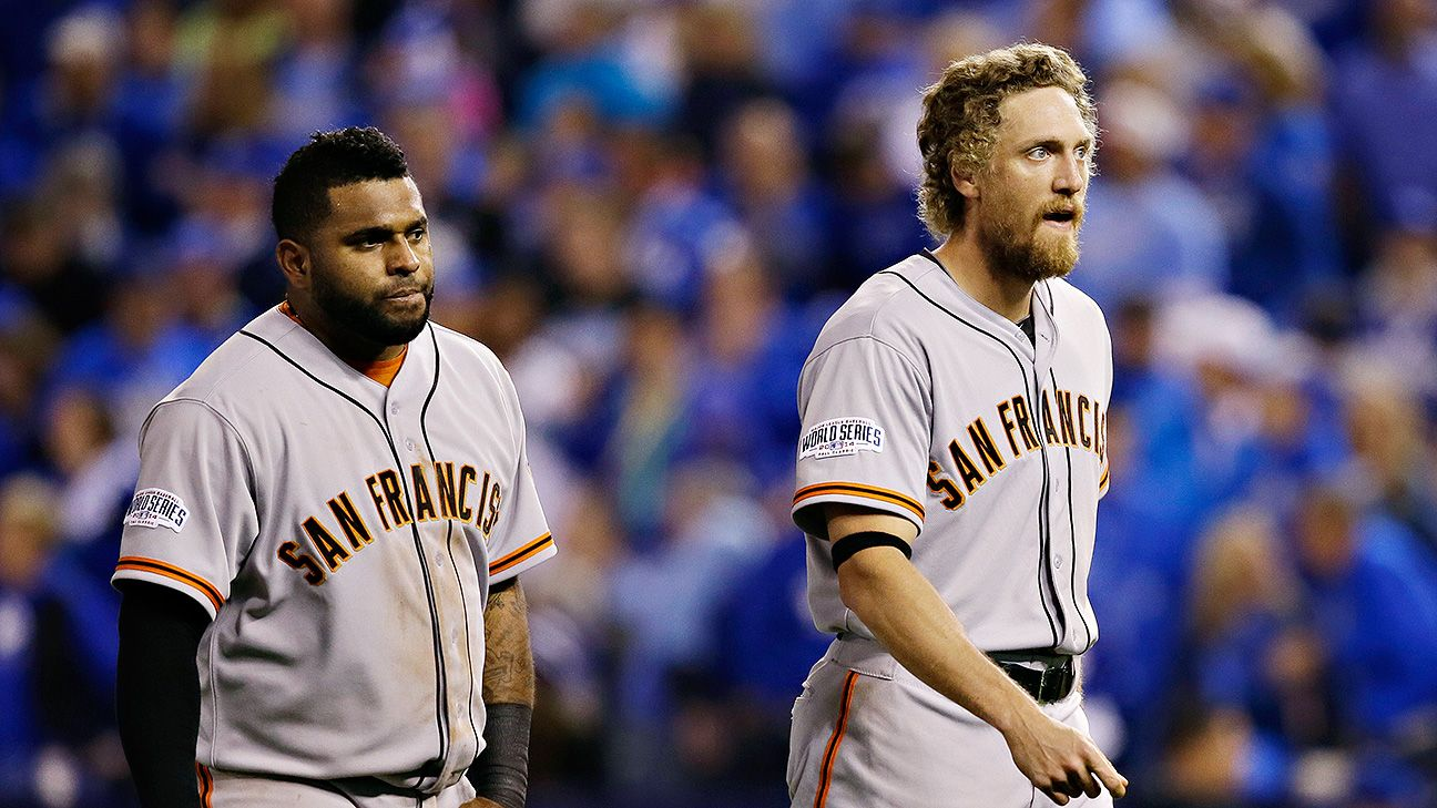 MLB - Why the Giants will win Game 7