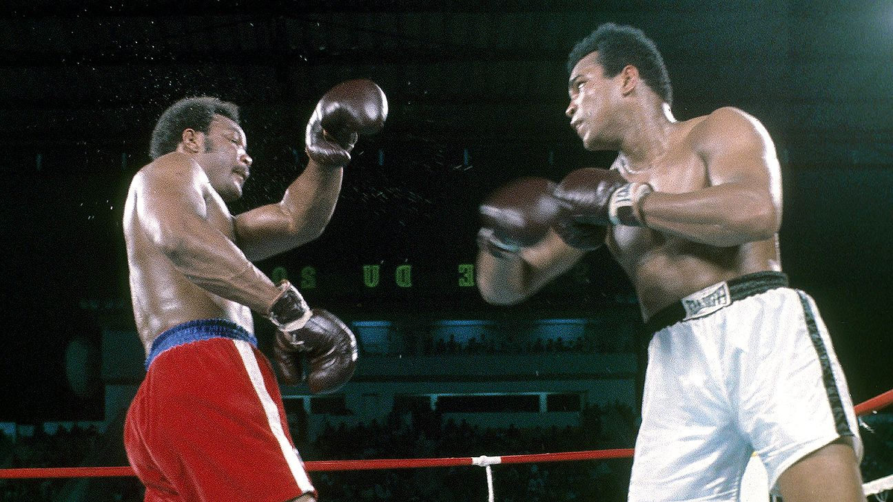 The day muhammad ali came to seattle