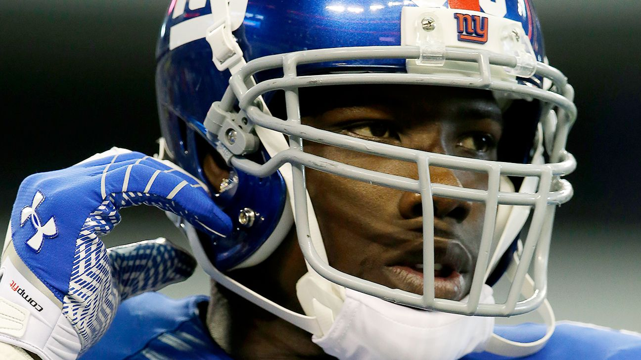 Some on Giants fear JPP may miss season due to hand, sources say