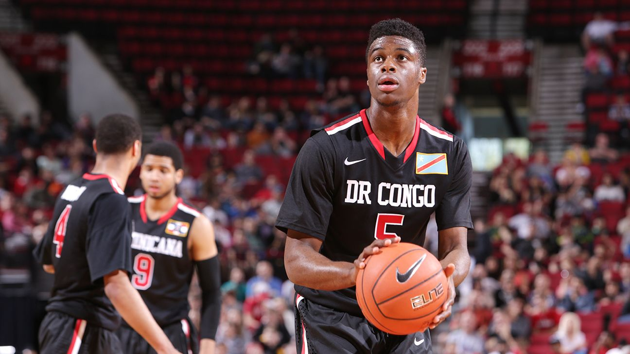 045f9cb69ab1 Is Emmanuel Mudiay the right fit for the New York Knicks  - New York Knicks  Blog- ESPN