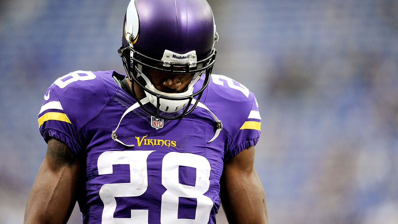 Peterson's season over after ruling