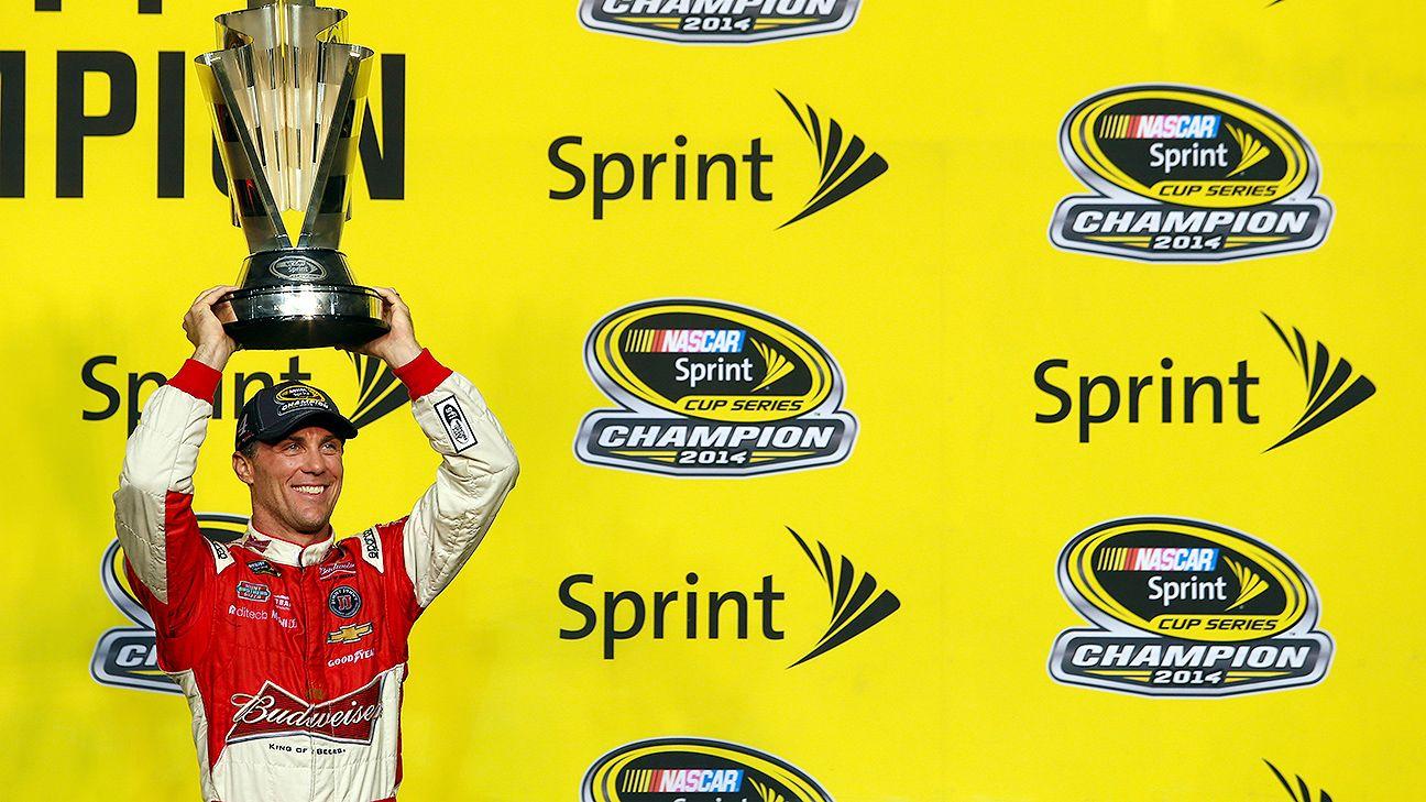 Sprint to end NASCAR title sponsorship after 2016 season