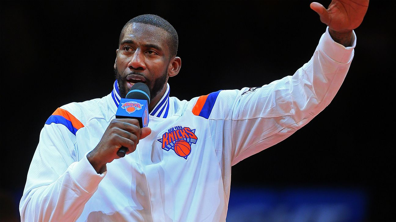 8629ea9f7511 Amar e Stoudemire retires as member of New York Knicks after 14 seasons in  NBA