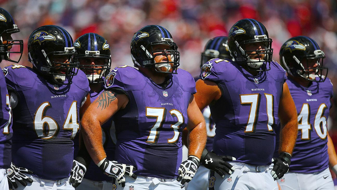 Extension for Marshal Yanda would be win-win - Baltimore Ravens Blog- ESPN d82224075