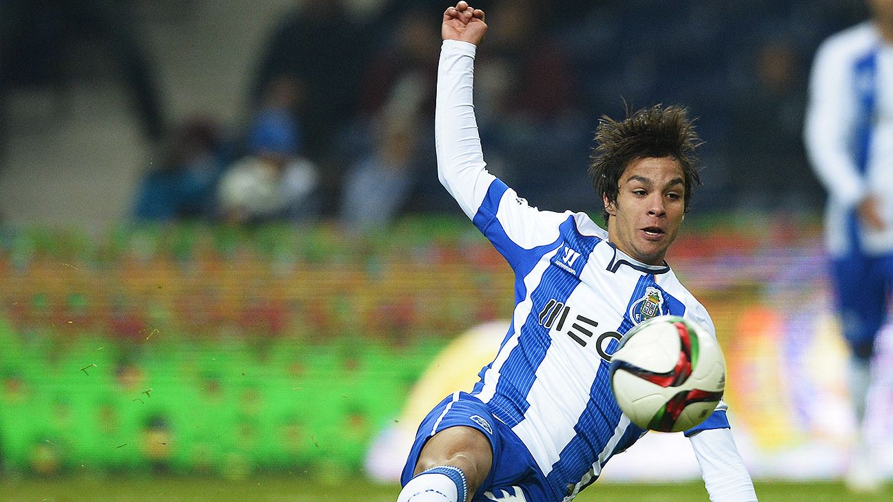 On Loan Oliver Torres Focused On Porto And Not Atletico Madrid Return