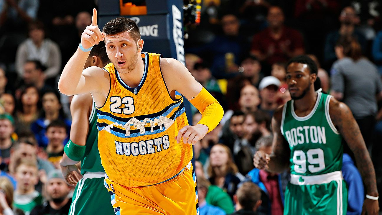 Blazers  Jusuf Nurkic arrives in Portland following trade from Denver  Nuggets 76333ef8c