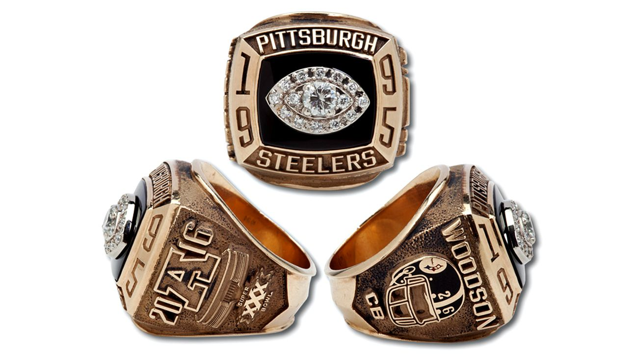 9a4f8cfb0 Rod Woodson, Pittsburgh Steelers great, selling most of his memorabilia