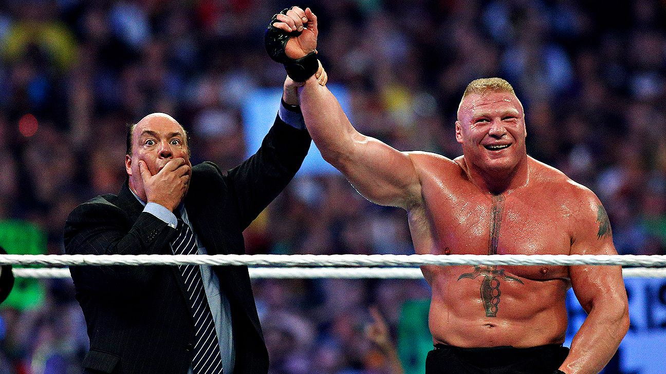 Why Brock Lesnar is pro wrestling s most accomplished athlete 0d8197d29