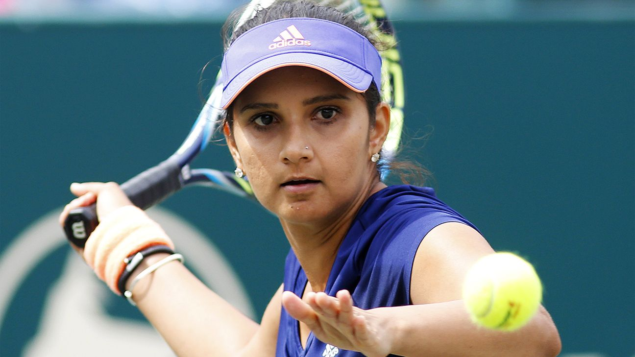 Sania Mirza - No One Can Stay No 1 Forever-2413
