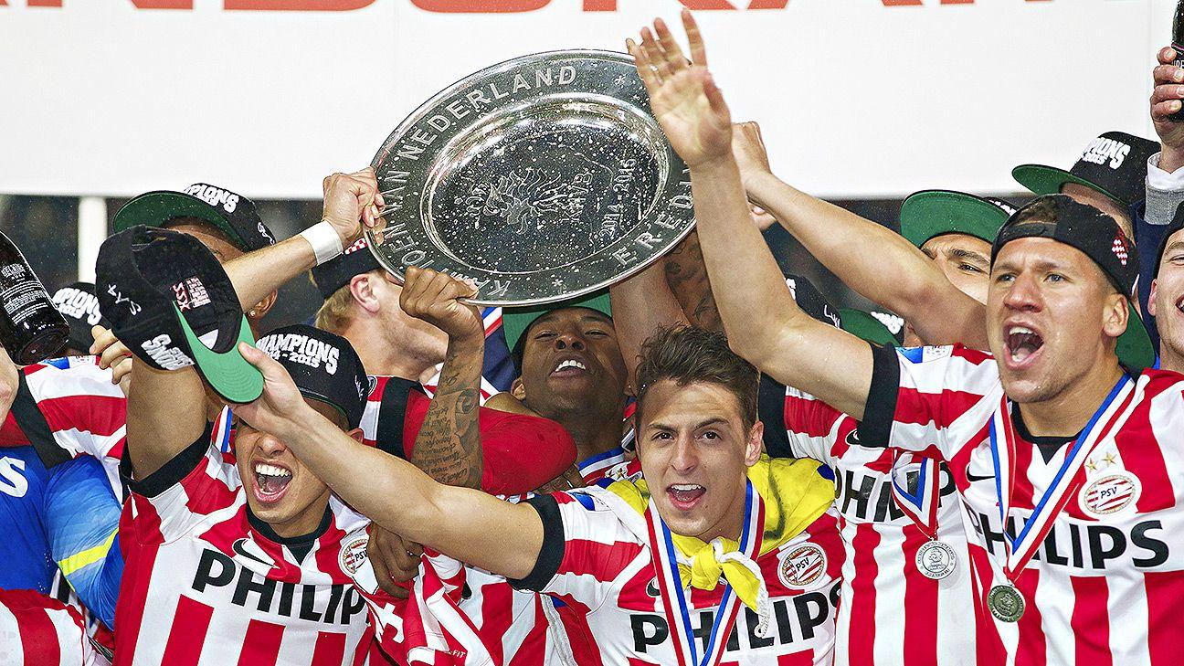 PSV Eindhoven vs. Heerenveen - Football Match Report - April 18, 2015 - ESPN