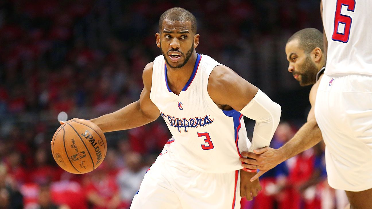 becbad7b8c7b NBA - Chris Paul among Top 10 to never play in conference finals