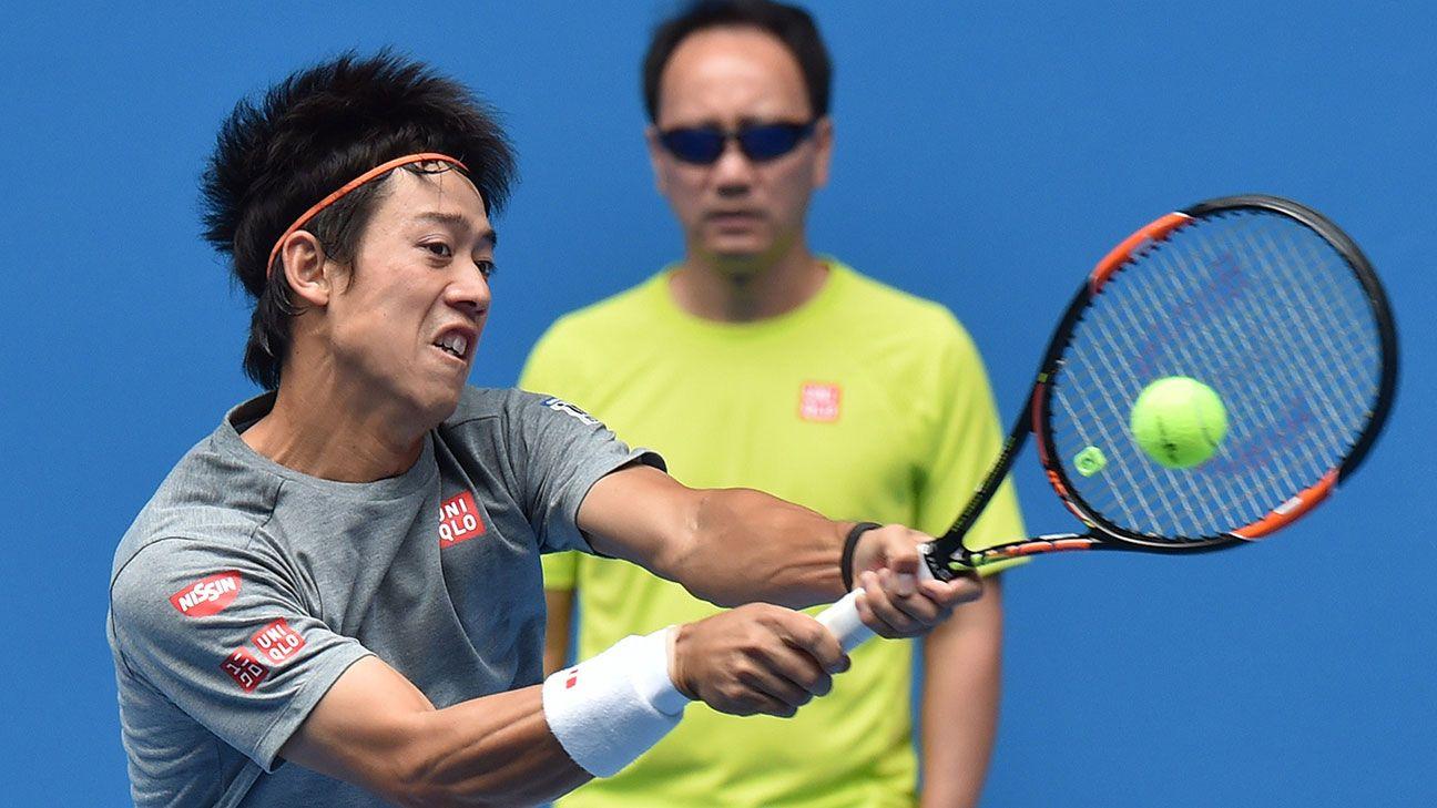 Michael Chang Transforming Kei Nishikori Asian Tennis