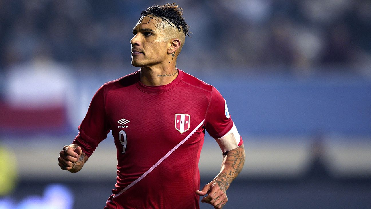 1caea24d3de Paolo Guerrero eligible for 2018 World Cup after suspension reduced