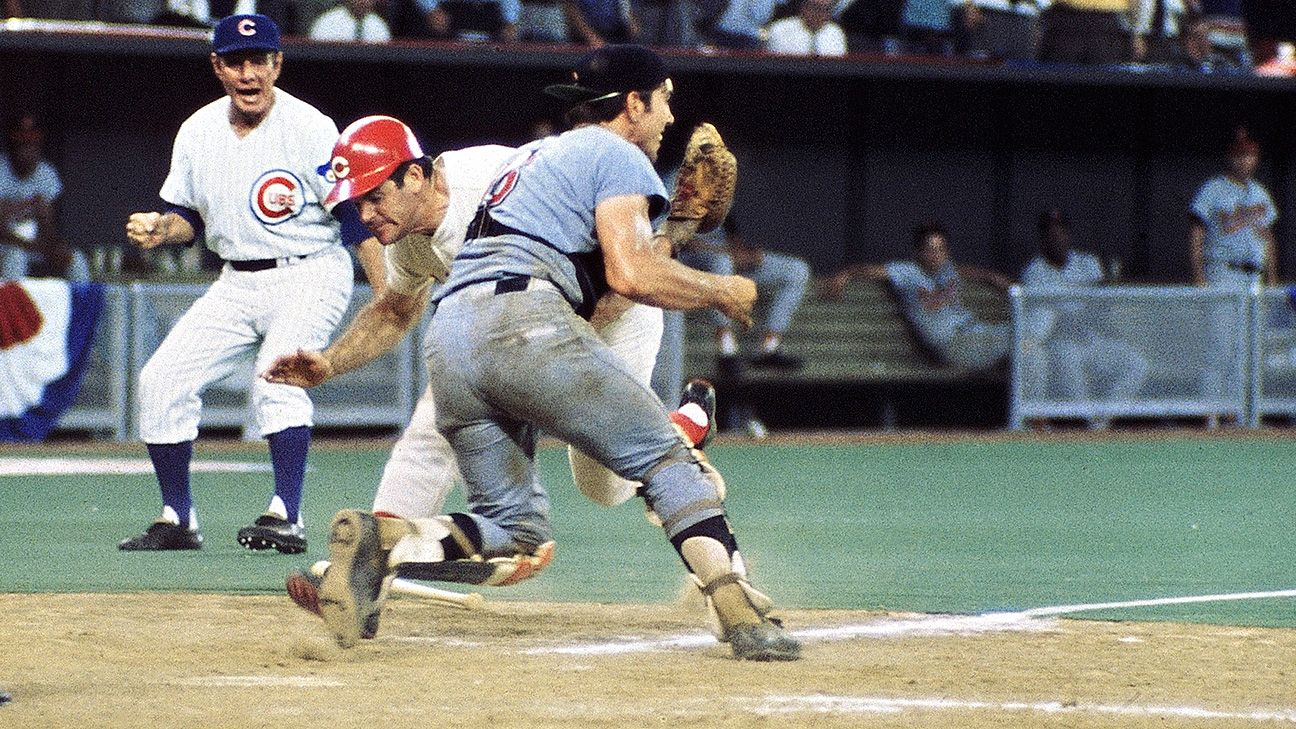 Ray Fosse, MLB catcher bowled over by Pete Rose in All-Star Game and Oakland Athletics 'franchise icon,' dies