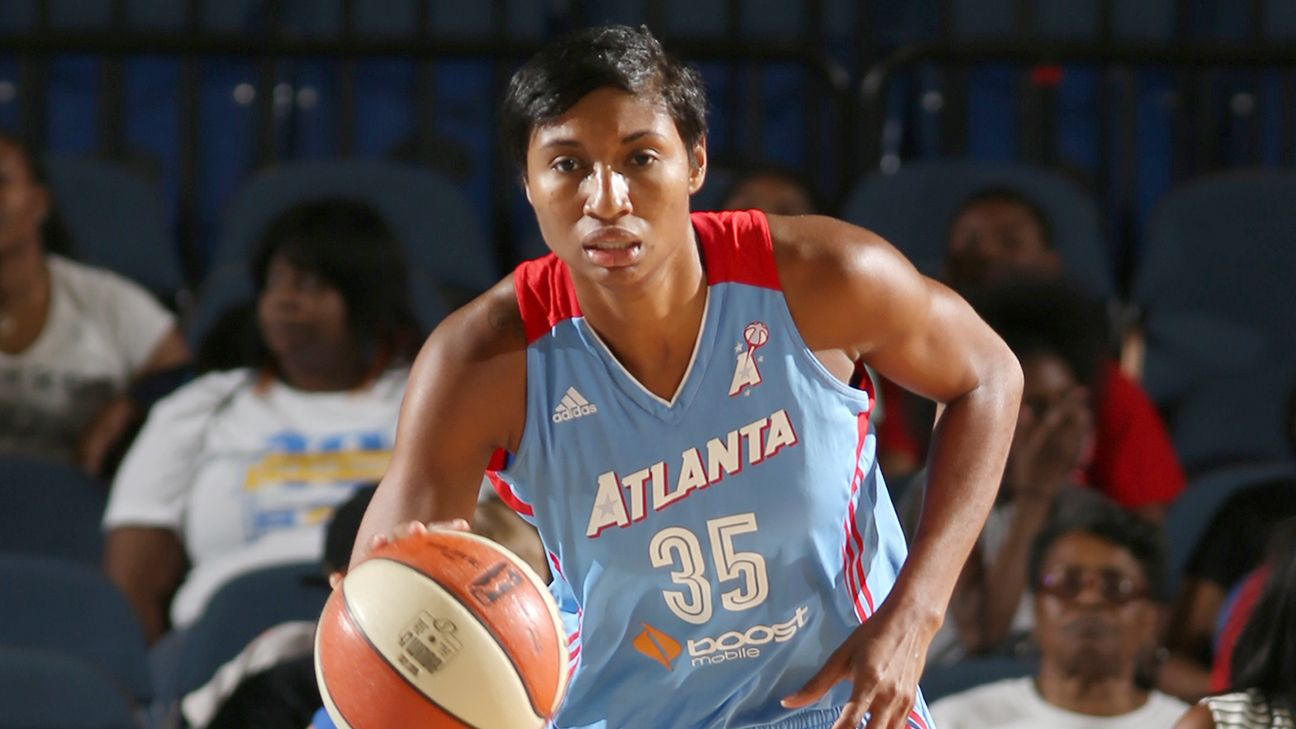 Atlanta's McCoughtry not cleared to play Sunday