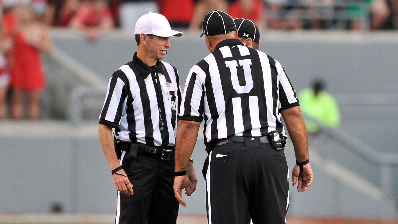 NCAA could let replay officials call targeting
