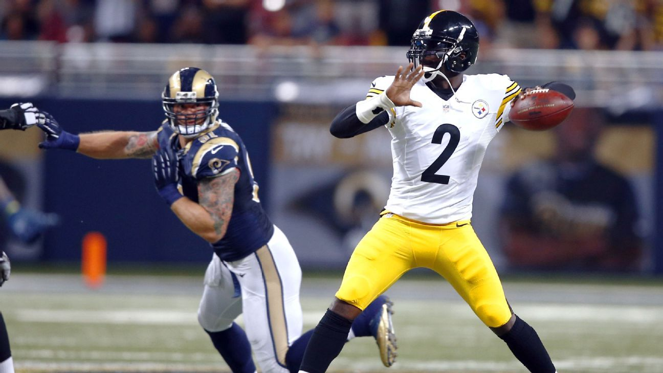 39a1e12fe Michael Vick can use Pittsburgh Steelers starting job to revive career -  Pittsburgh Steelers Blog- ESPN