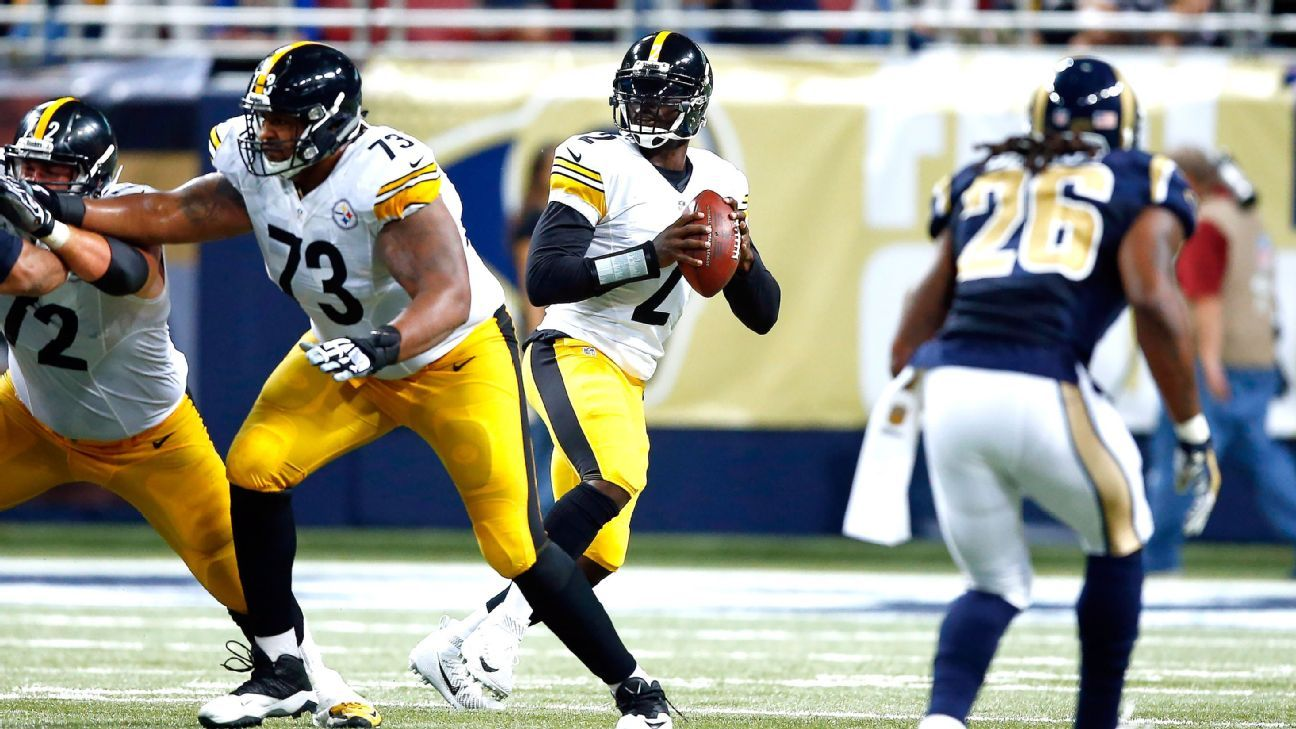 7ec0d6571 Michael Vick has  plenty of confidence  subbing for Ben Roethlisberger - Pittsburgh  Steelers Blog- ESPN