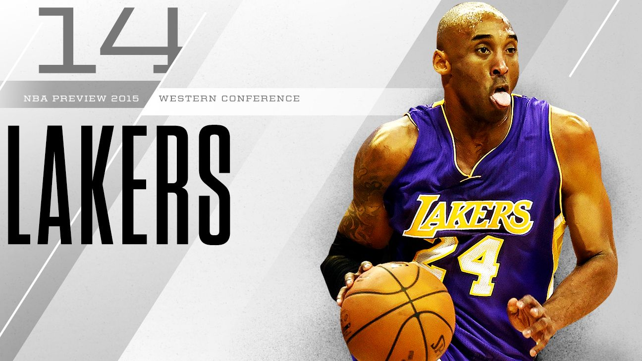 3624706d196 2015-16 NBA preview: Los Angeles Lakers forecast