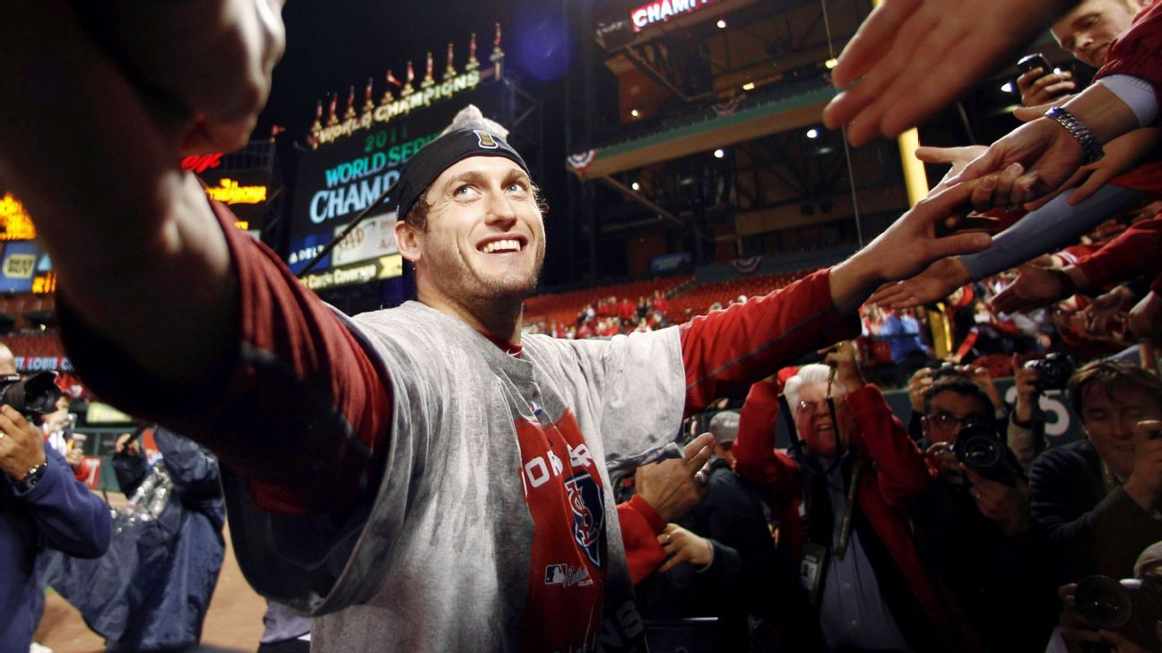 David Freese, 2011 World Series MVP with Cardinals, retires after 11 seasons