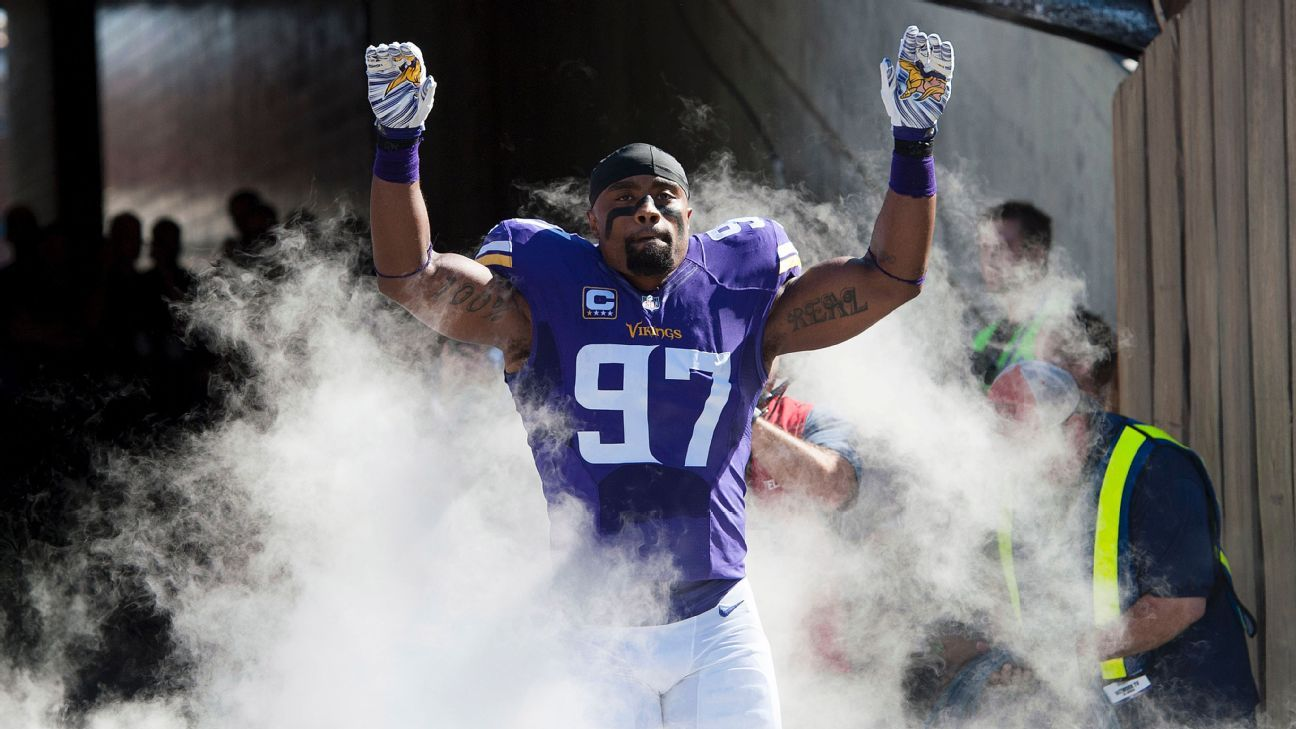 Pass-rusher Everson Griffen expected to sign with Minnesota Vikings, source says
