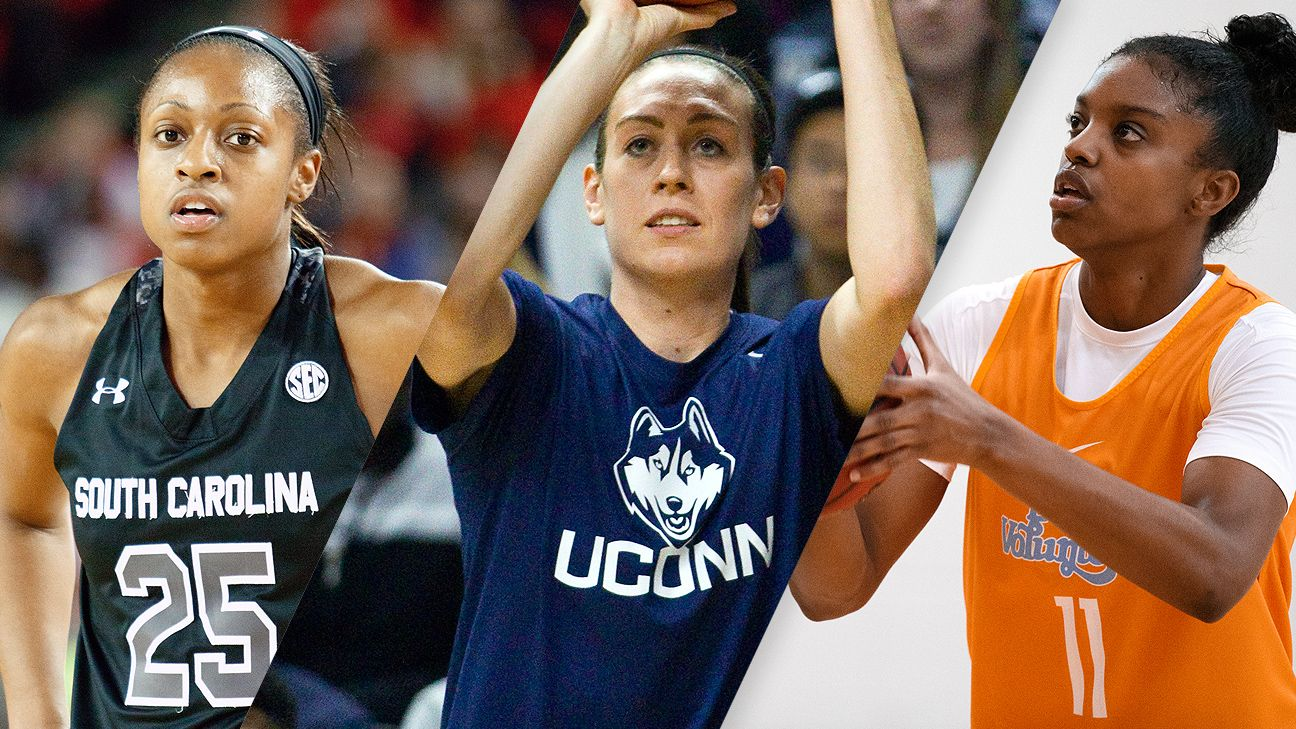 82f48343b16 Connecticut Huskies top espnW preseason women s basketball rankings