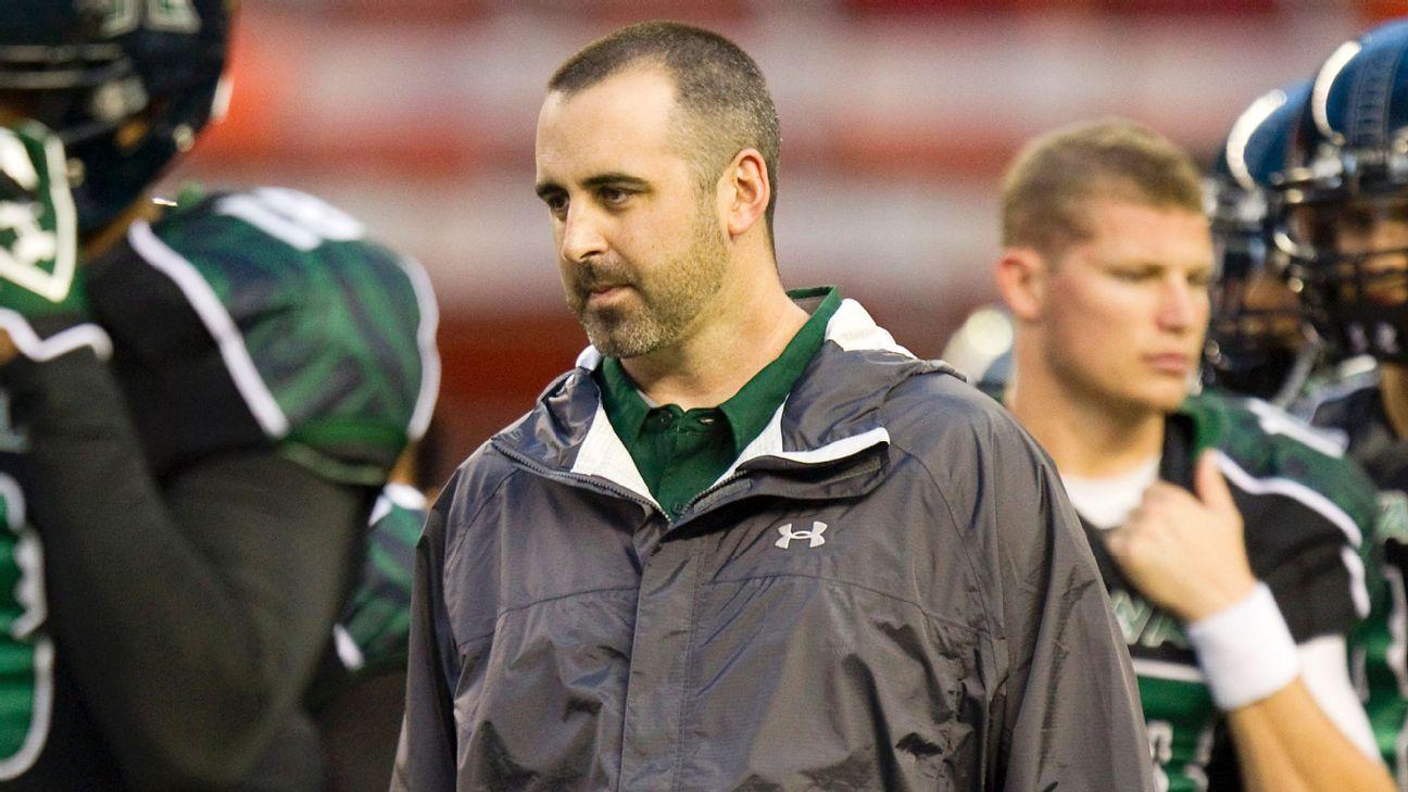 Ex-Washington State coach Nick Rolovich to sue over firing