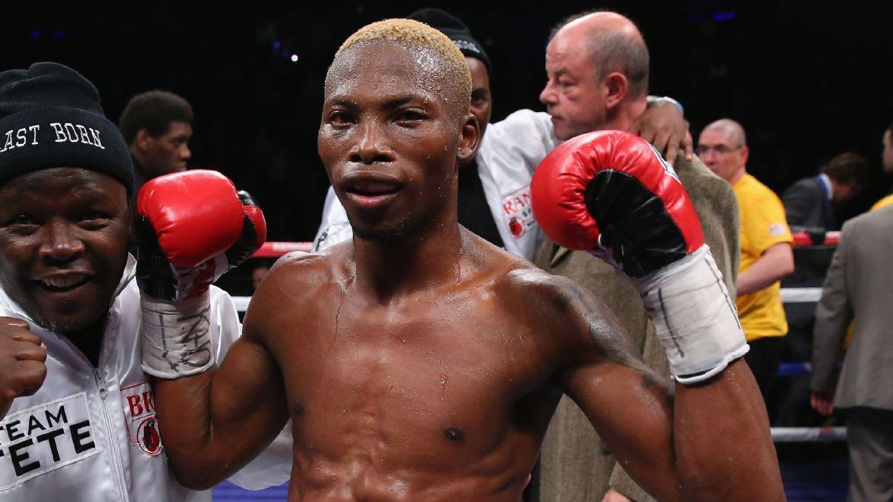 Healthy Zolani Tete to defend title against John Riel Casimero