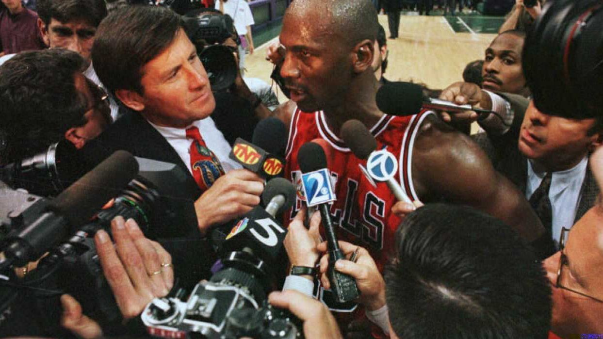 c55e29404bfb NBA  Chicago Bulls reflect on 72-10 1995-96 season
