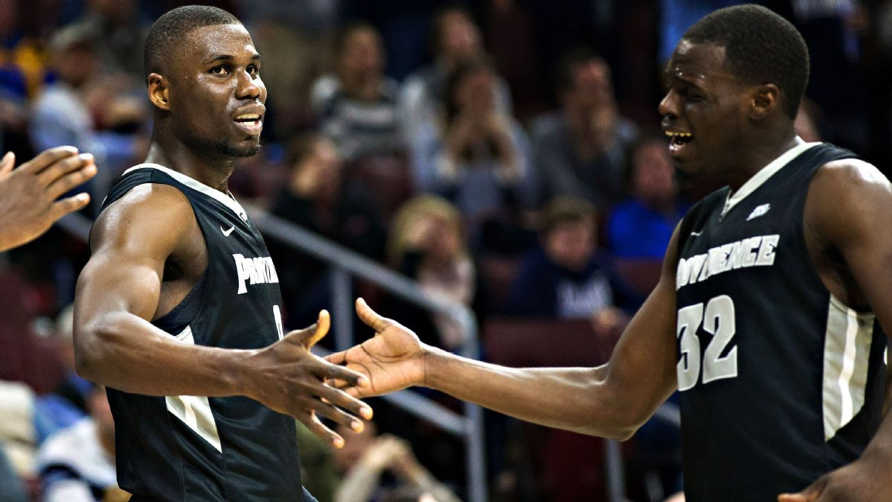 Providence's Bentil day to day with ankle injury