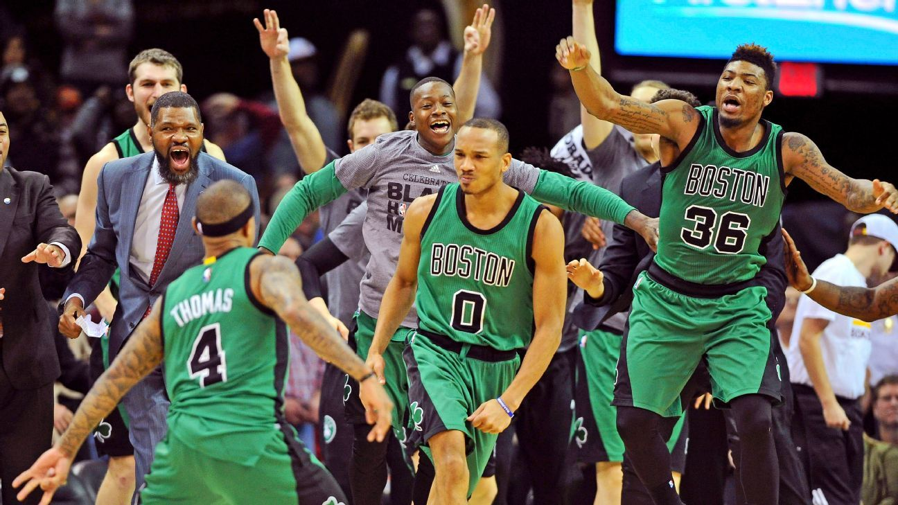 Avery Bradley: 'You should believe you're going to win until the horn goes off'