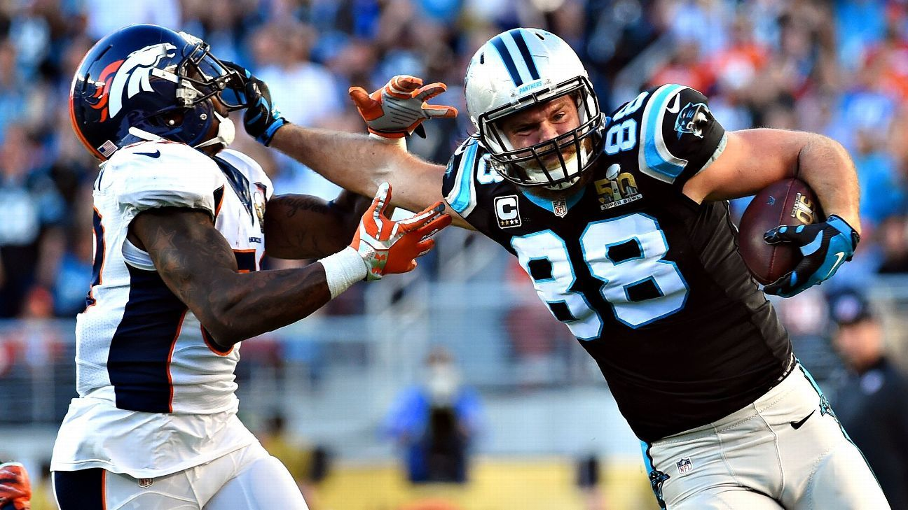 Greg Olsen shut down -- and so was the Panthers' offense
