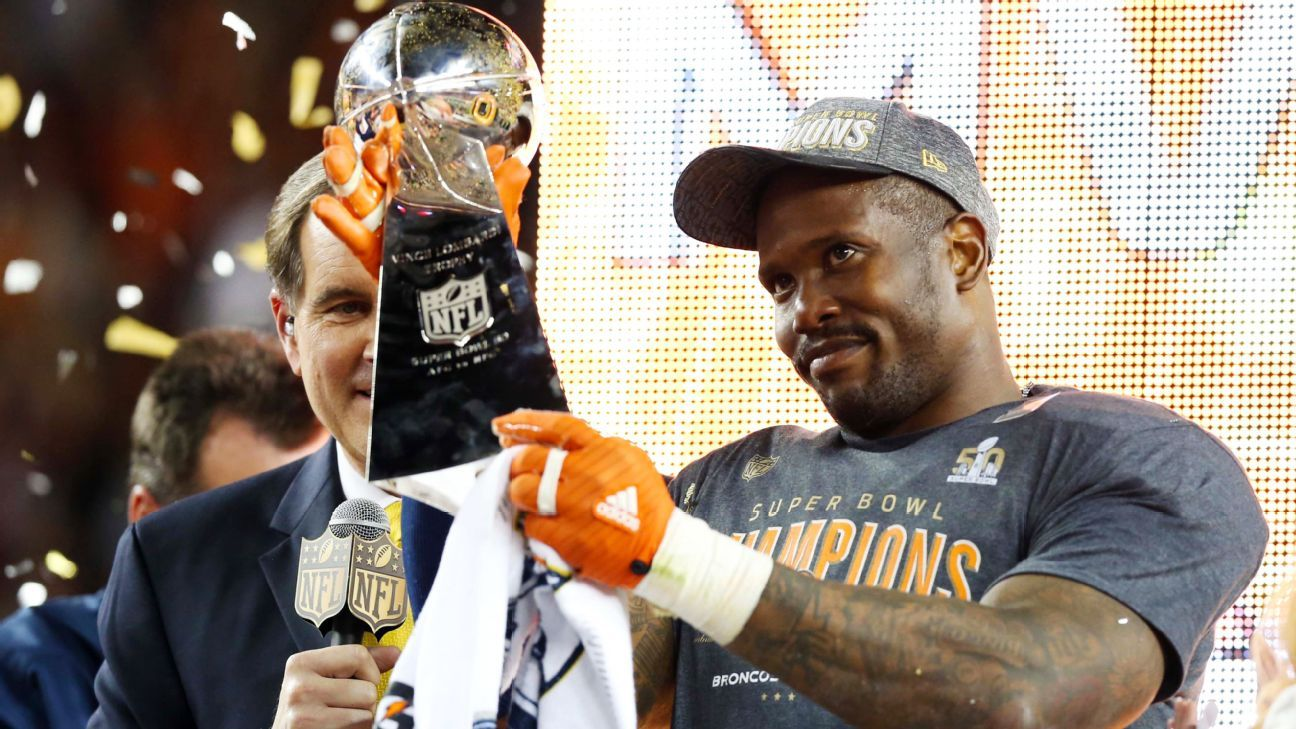 Von Miller expects 'peaceful' talks with Broncos