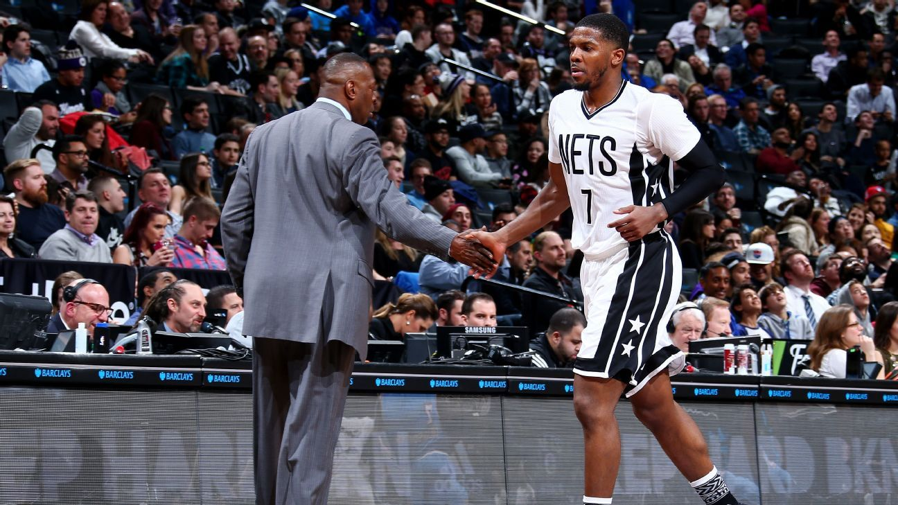 Nets' McCullough makes statement in NBA debut
