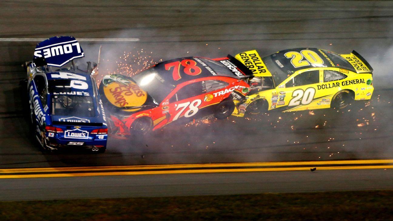 NASCAR - Daytona duels drama a matter of perspective