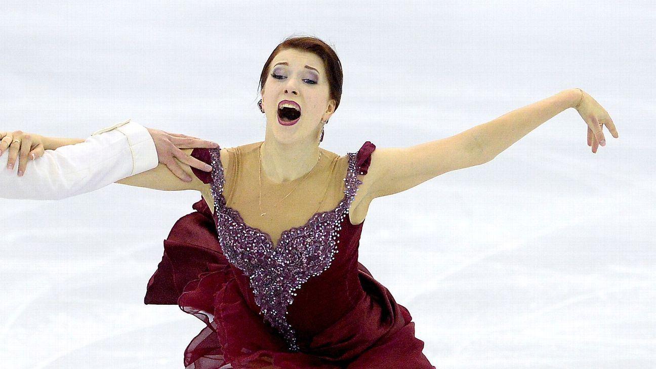 Russian ice dance champ Bobrova retires at 29