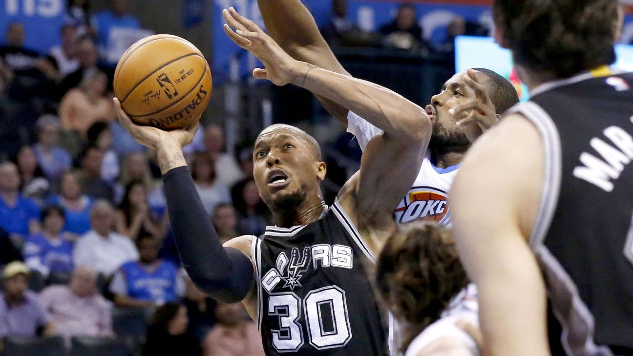 Spurs can find positives in loss to Thunder