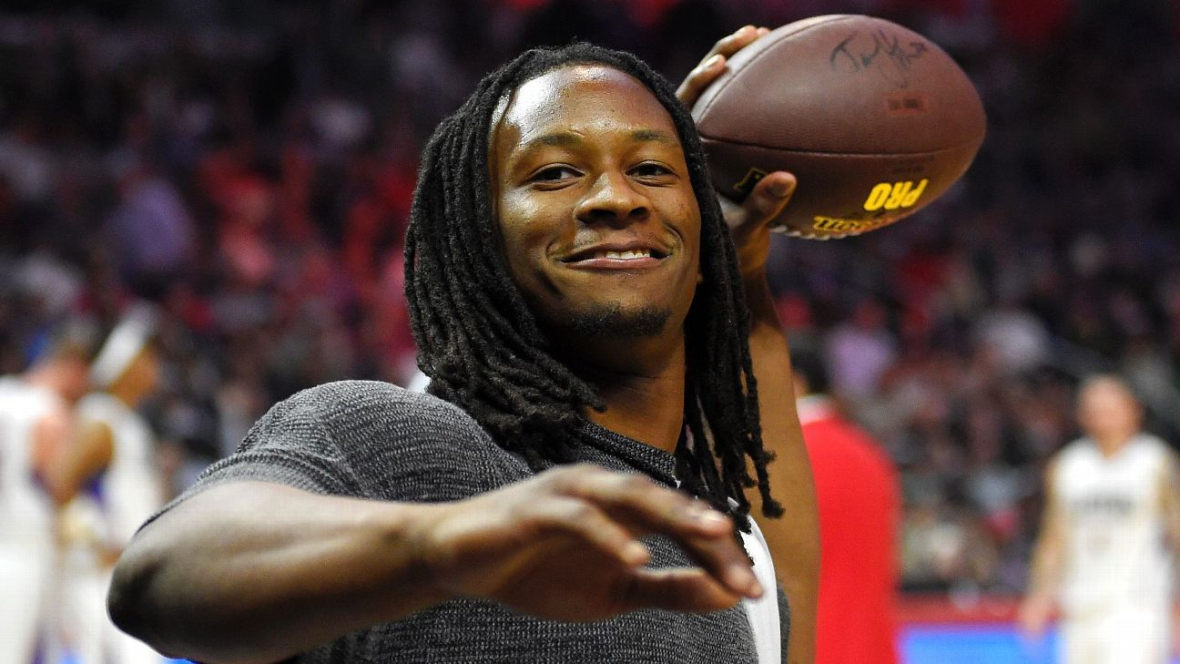 Todd Gurley gets Jerry Maguire moment, adds Carl's Jr. to ...